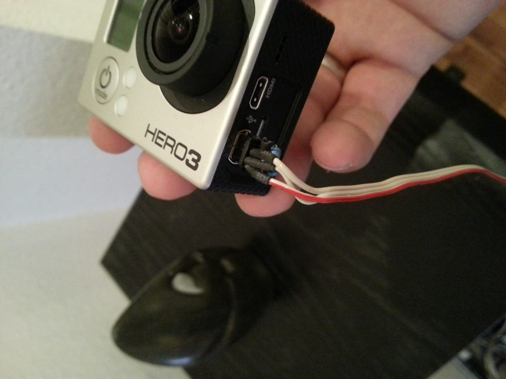 DIYGoProHero3VideoCable 3